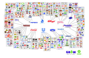 Behind-the-brands-illusion-of-choice-graphic © oxfamamerica